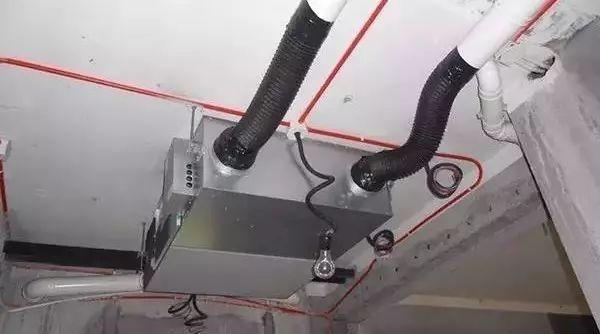 暖通-新风系统施工工艺攻略