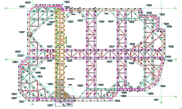[安徽]14米深基坑排桩内支撑支护施工组织设计