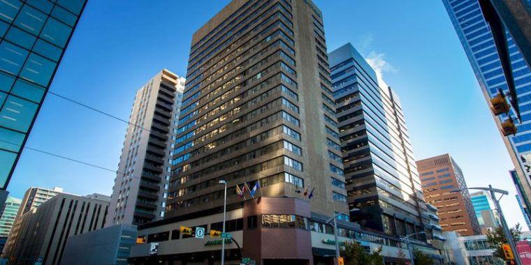 山东超高层公寓酒店给排水施工图