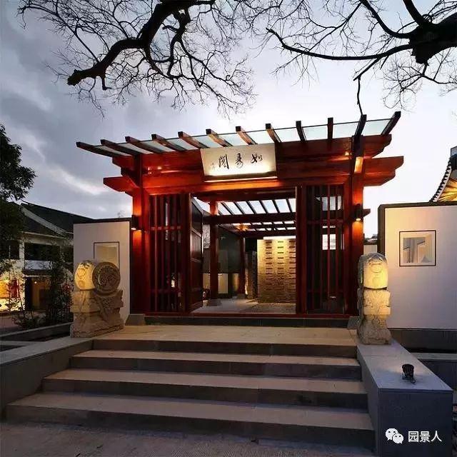 新中式景观设计营造 · 干货