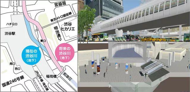 2020东京奥运会最大亮点:涩谷超大级站城一体化开发项目_48