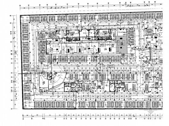 [浙江]综合商住楼全套电气施工图157张(最新 安装大样)