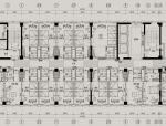 [乌鲁木齐]国有企业综合办公楼主楼办公室室内设计方案
