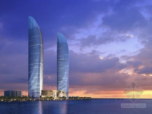 [深圳]超高层办公楼工程监理规划(附流程图近50个,建筑高度130米)