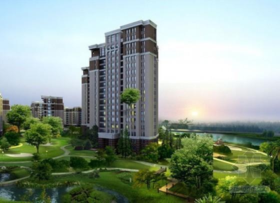 高层住宅工程全过程监理细则(范本 15篇分项细则)