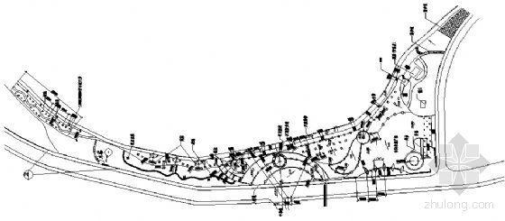 广场景观设计成套施工图