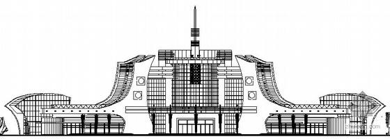 某三层综合客运站方案设计