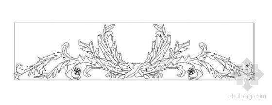 欧式雕花图块15