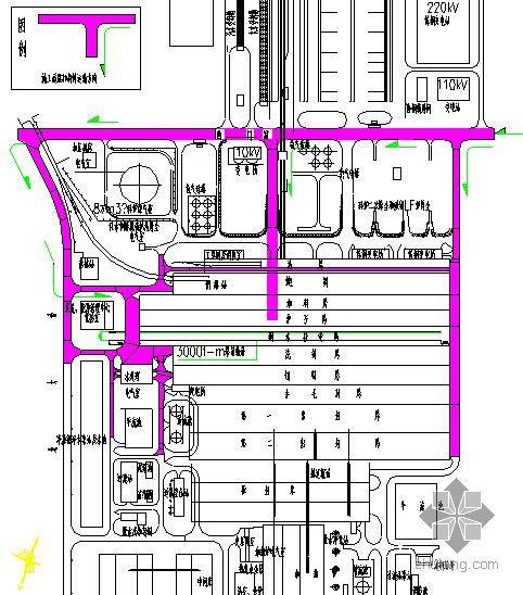 太原某150万吨不锈钢炼钢工程施工组织设计(鲁班奖)