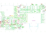 五星级酒店,全套施工图,离心机加市政蒸汽,空调高低区