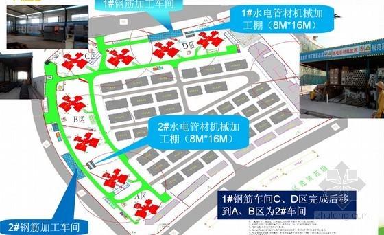 高层住宅小区施工现场场地布置策划讲义