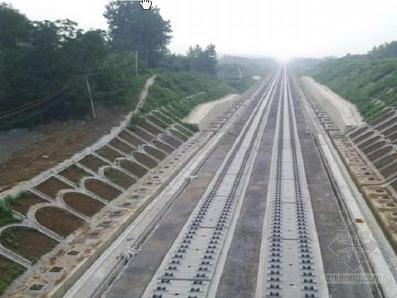 II型板式无砟轨道板图资料下载-[湖北]城际铁路CRTSⅢ型板式无砟轨道工程施工作业指导书386页