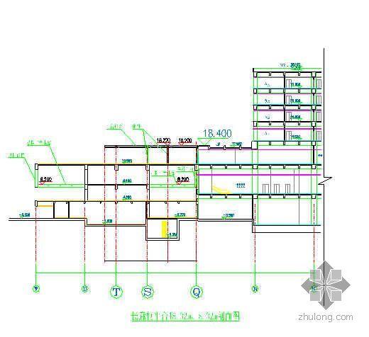 某机场航站楼长廊钢平台施工方案