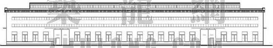 轻型钢结构建筑图