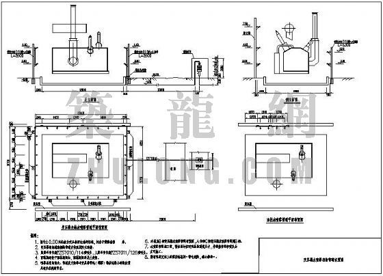 某工程变压器水喷雾安装图