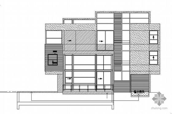 某六套小别墅建筑设计方案图集(各带效果图)
