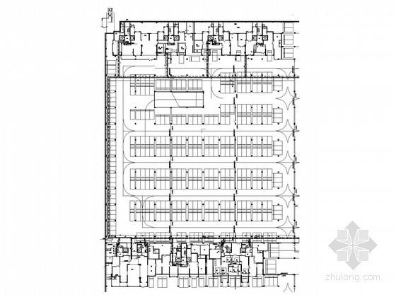 [辽宁]换热站供热工程设计施工图(大样图丰富)