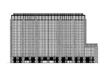 [浙江]杭州九茂大厦高层老年公寓改造sbf123胜博发娱乐施工图(CAD)