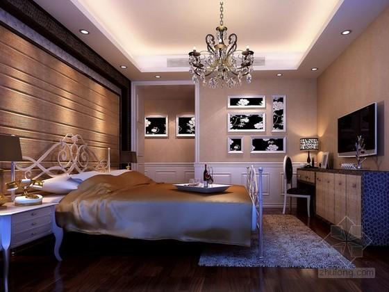 现代古典主卧室