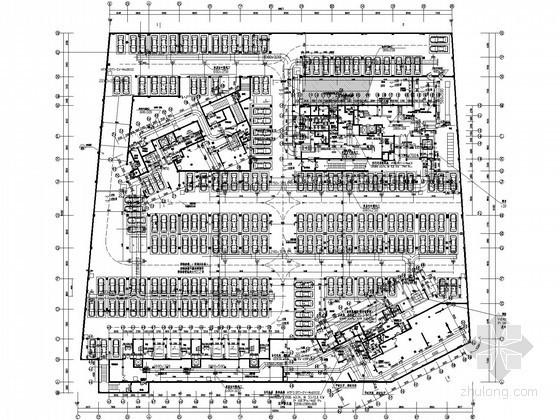 [宁波]小区地下室人防通风设计施工图
