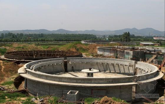 [广东]4万吨污水处理厂设计方案(BAF工艺)