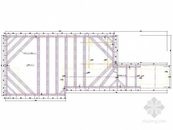 IV拉森钢板计算资料下载-[山东]深基坑拉森钢板加两道支撑支护施工方案(含计算书 CAD图)