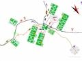 [湖北]高速公路交通安全设施施工图303张(标志标线护栏防眩防护)