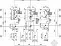 自建小户型住宅楼结构施工图(三层)