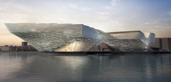 [英国]苏格兰邓迪市艺术设计中心中标方案英文文本(某国际知名日本建筑师)