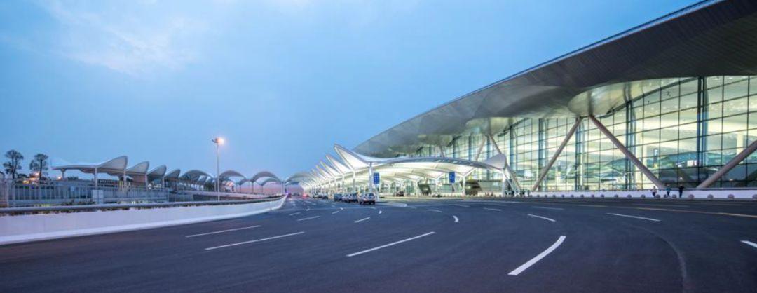 漫谈金属屋面的建筑设计应用(1)——广州新白云国际机场航站楼_40