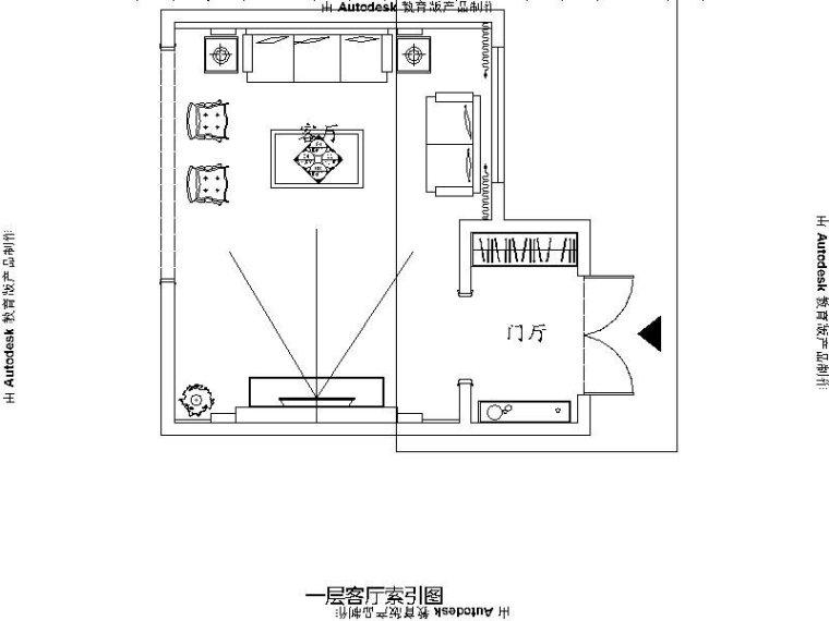 [北京]精装欧式三层别墅设计施工图