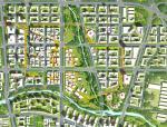 [青海]高原生态新城景观概念规划设计方案(2016年最新)