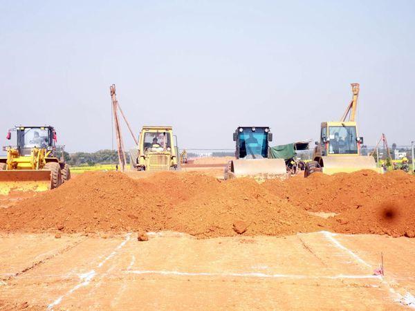 高速公路填土路基试验段施工方案(19页)