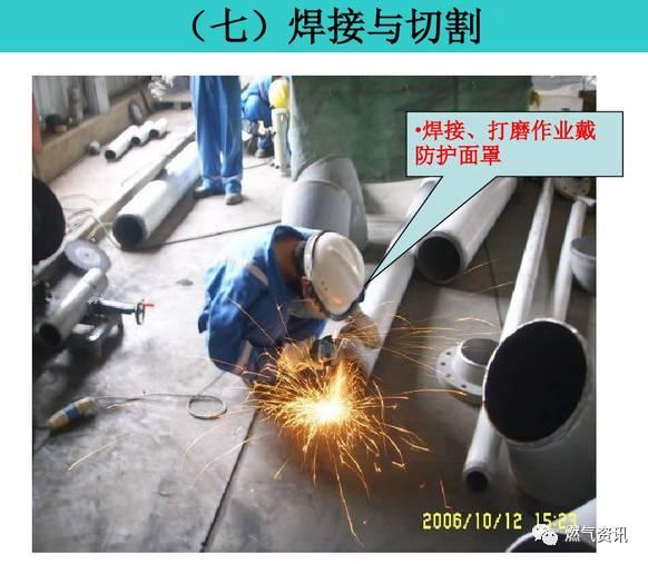 燃气工程施工安全培训(现场图片全了)_66
