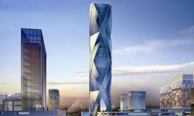 超高层建筑节能设计