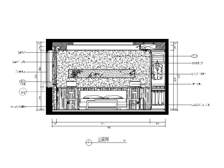 【福建】建欧现代风格别墅设计CAD施工图(含效果图)_6