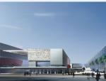 南山保利文化中心建筑设计方案文本(含有两套方案)