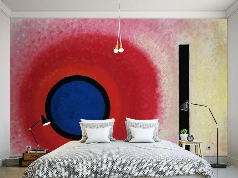 拒绝平庸,有什么墙纸可以比得上手绘的个性涂鸦墙呢?_5
