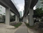 城市高架桥下部空间的规划与开发利用
