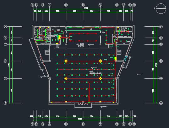 [广东]新建2层体育馆(钢结构)建筑安装工程预算书(含图纸)_5