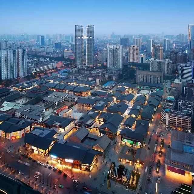 中国最好商业项目:成都知名地产太古里成功十大因素深度分析!