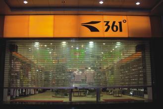 石景山区专业安装商场电动水晶卷帘门