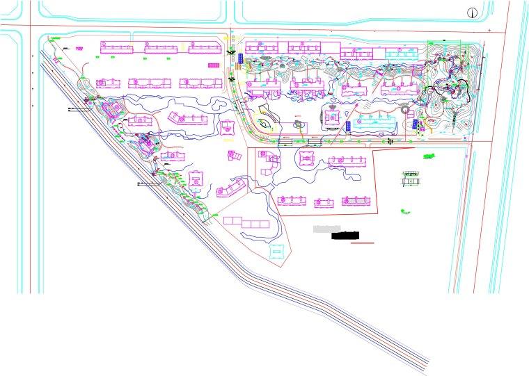 北京某公园施工图