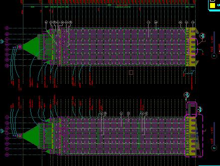 华东设计院--超高层某知名项目归档施工图平面设计,处理器哪种好图片