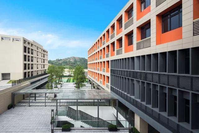 深圳南山留仙学校设计,美与青春的修炼手册2.0版
