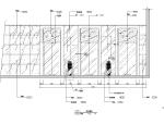 某二层钢结构别墅施工图纸资料免费下载