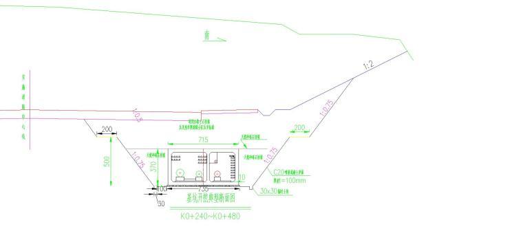 市政道路综合管廊施工方案(66页)