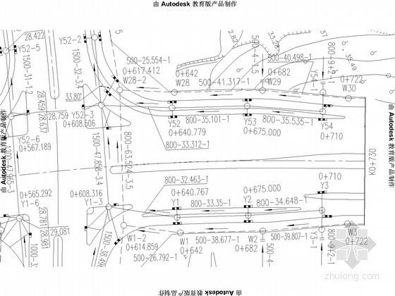 [江西]城市规划排水施工图(甲级设计)