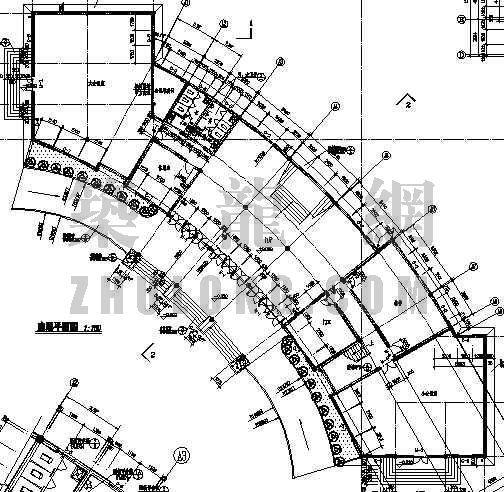 某综合办公楼建筑设计方案-4