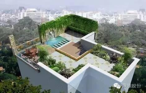 浅谈屋顶园林景观的设计技术